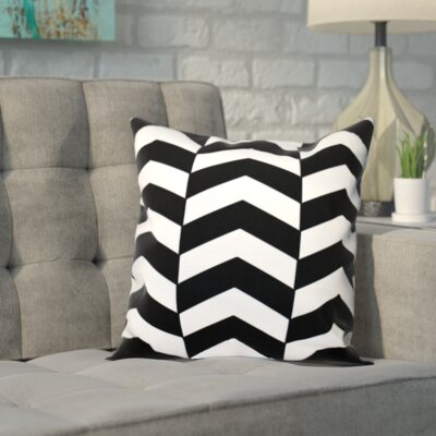 Carnell Decorative Throw Pillow Size: 16
