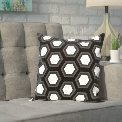 Carnell Throw Pillow Size: 16 H x 16 W x 2 D