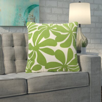 Monterey Indoor/Outdoor Throw Pillow Fabric: Sage