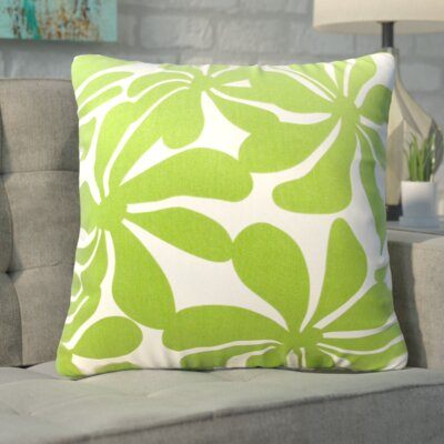 Egerton Throw Pillow Color: Sage