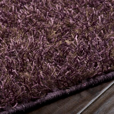 Garrison Purple Rug Rug Size: Rectangle 2 x 3