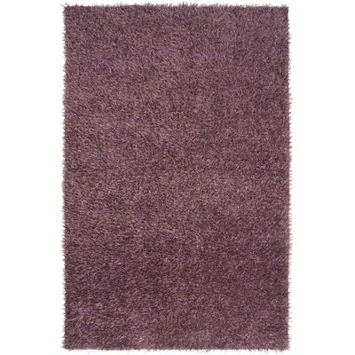 Garrison Purple Rug Rug Size: Rectangle 5 x 8