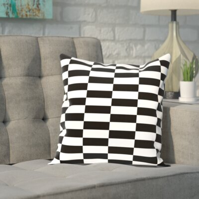Fossett Throw Pillow Size: 16 H x 16 W x 2 D