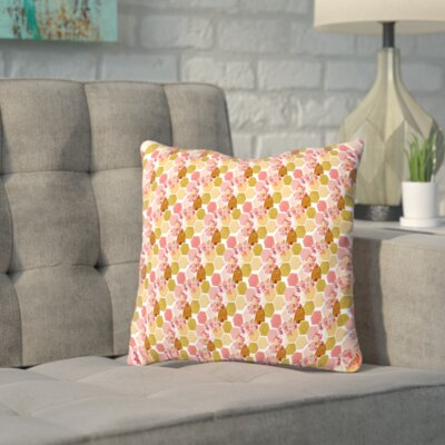 Spinelli 1 Throw Pillow Size: 16 H x 16 W x 2 D