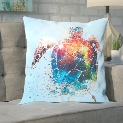 Shatley Indoor/Outdoor Throw Pillow