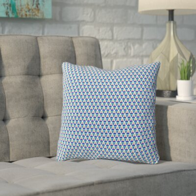 Shafer Throw Pillow Size: 18 H x 18 W x 2 D