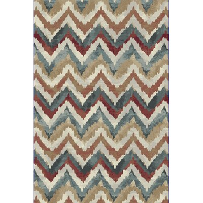 Perrinton Area Rug Rug Size: Rectangle 53 x 77