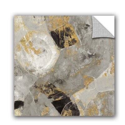 Painted Desert Neutral Wall Mural Size: 10