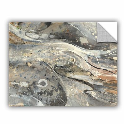 Minerals III Wall Decal Size: 14