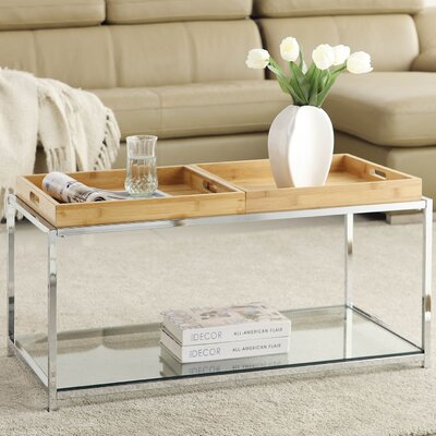 Boger Coffee Table Finish: Bamboo