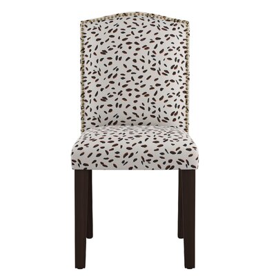 Grays Ferry Nail Button Arched Neo Leo Side Chair