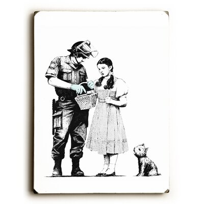 Dorothy by Painting Print on Wood
