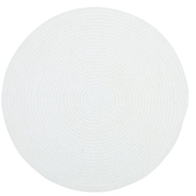 Yonkers Lily Solid Rug Rug Size: Round 13