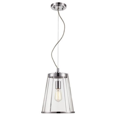 Bogner 1-Light Mini Pendant
