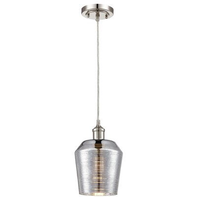 Bogue 1-Light Mini Pendant