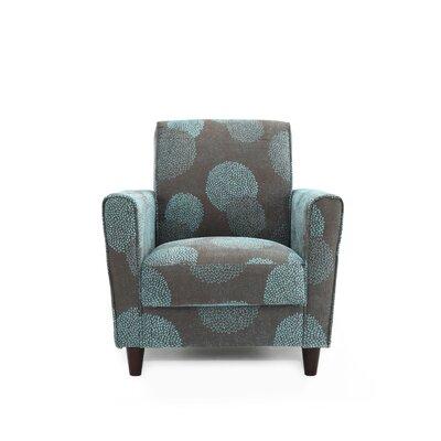 Harman Armchair Color: Blue