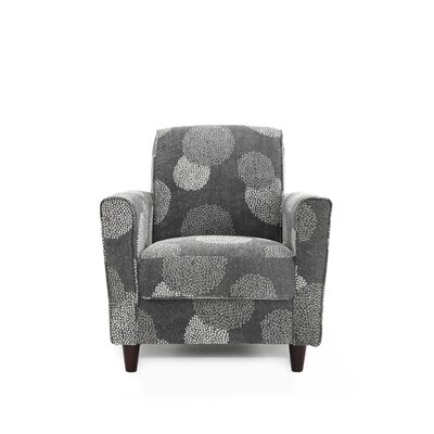Harman Armchair Color: Charcoal
