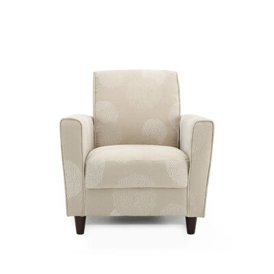 Harman Armchair Color: Ivory