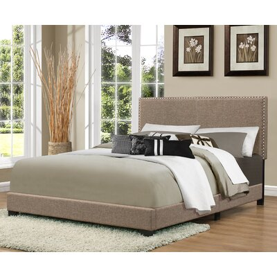 Eleven Avenue Queen Upholstered Platform Bed