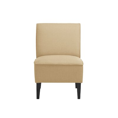 Benitez Slipper Chair Color: Cream