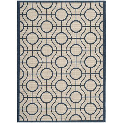Jefferson Place Outdoor Area Rug Rug Size: 53 x 77