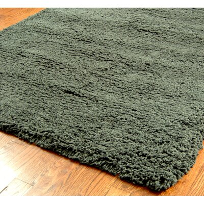 Holliday Charcoal Area Rug Rug Size: Rectangle 5 x 8