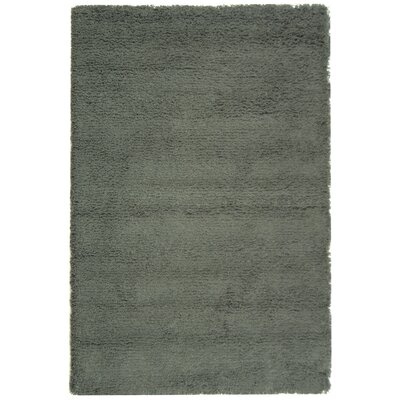 Holliday Charcoal Area Rug Rug Size: 86 x 116