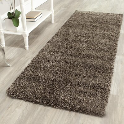 Holliday Mushroom Area Rug Rug Size: Runner 23 x 11