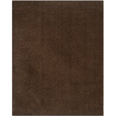 Boice Brown Area Rug Rug Size: 8 x 10