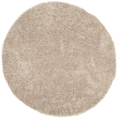 Starr Hill Taupe Area Rug Rug Size: Rectangle 6' x 9'
