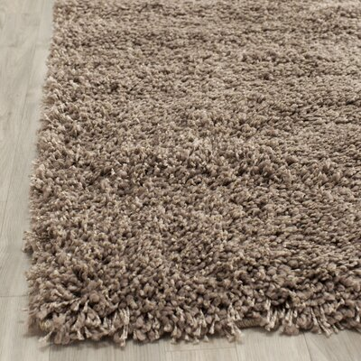 Boice Taupe Area Rug Rug Size: Runner 23 x 11