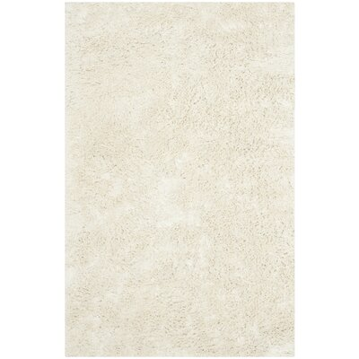 Starr Hill Ivory Area Rug Rug Size: Rectangle 86 x 116