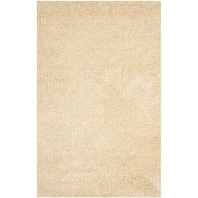 Holliday Creme Area Rug Rug Size: 5 x 8