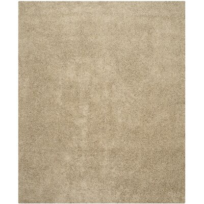 Holliday Wheat Area Rug Rug Size: 8 x 10