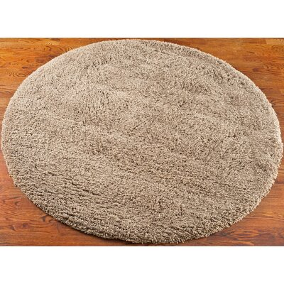 Holliday Modern Taupe Area Rug Rug Size: 96 x 136