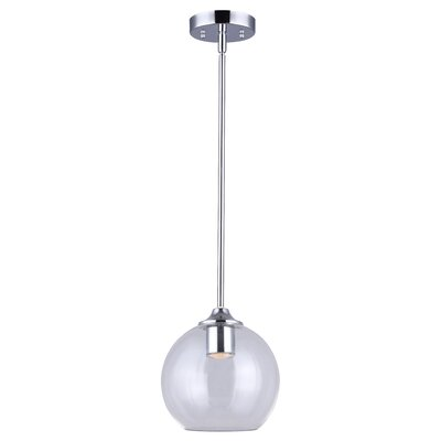 Bojorquez 1-Light Mini Pendant