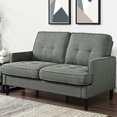 Zipcode Design ZPCD3006 Celestyna Loveseat