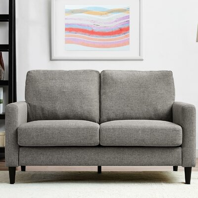 Zipcode Design ZPCD3007 Cazenovia Loveseat