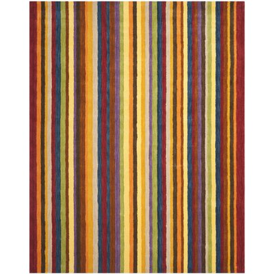 Bolick Area Rug Rug Size: Rectangle 8' x 10'