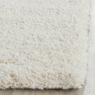 Boice Ivory Area Rug Rug Size: Runner 2 x 8