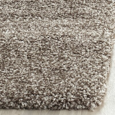 Holliday Grey Rug Rug Size: Runner 2 x 6