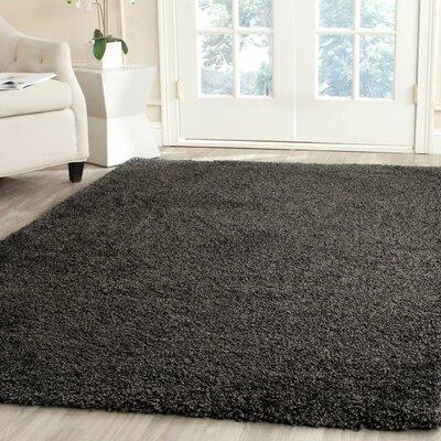 Boice Dark/Gray Rug Rug Size: 10' X 10' Square