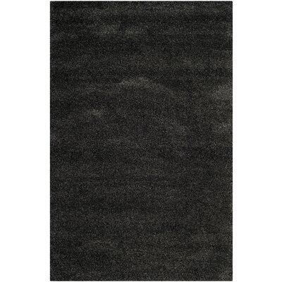Boice Dark/Gray Rug Rug Size: 6 x 9