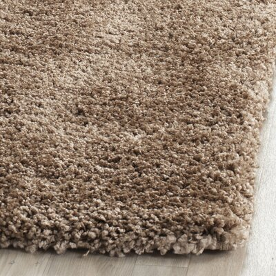 Boice Brown Area Rug