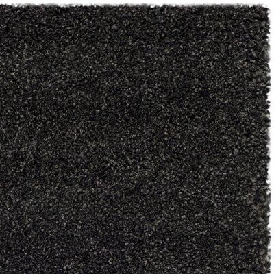 Boice Dark/Gray Rug Rug Size: 4 x 6