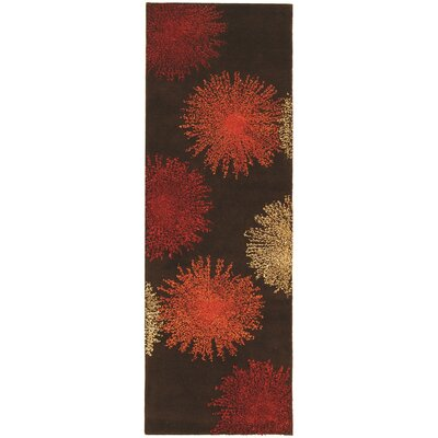 Dash Multi-Colored Area Rug Rug Size: Runner 26 x 10