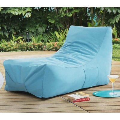 Cheshire King Chair Chaise Lounge Fabric: Turquoise
