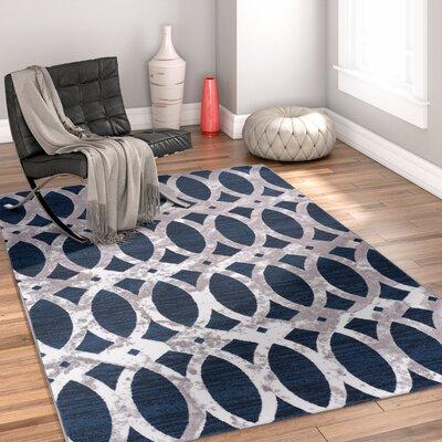 Ruark Blue Area Rug Rug Size: 33 x 5