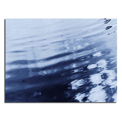 'Blue Tranquility II' Photographic Print Size: 12