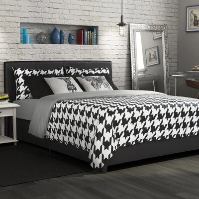 Mammoth Lakes Upholstered Platform Bed Size: Full